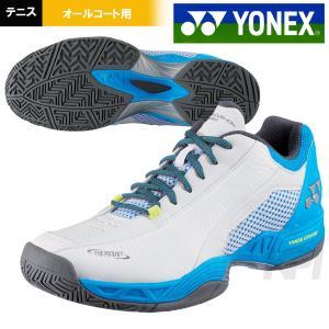 「2017新製品」YONEX ヨネックス 「POWER CUSHION 206D パワークッション 206D  SHT-206D」オールコート用テニスシューズ『即日出荷』
