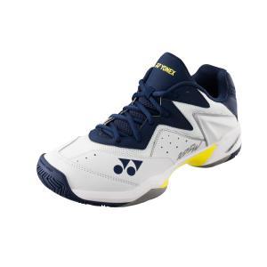 ヨネックス YONEX テニスシューズ  POWER CUSHION 207D WIDE パワークッション207Dワイド オールコート用 SHT207DW-100 9月下旬発売予定※予約|kpi