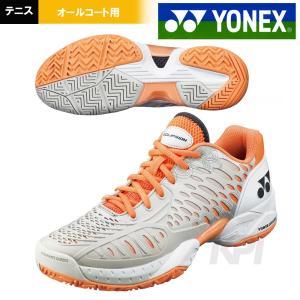 YONEX(ヨネックス)「パワークッション エクリプション L AC(POWER CUSHION ECLIPSION L AC)SHTELAC」オールコート用テニスシューズ「テニコレ掲載」