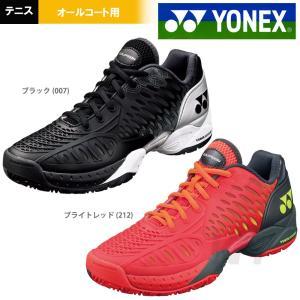 YONEX(ヨネックス)「パワークッション エクリプション M AC(POWER CUSHION ECLIPSION M AC)SHTEMAC」オールコート用テニスシューズ「テニコレ掲載」