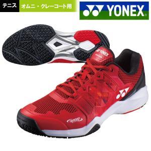 ヨネックス YONEX テニスシューズ  パワークッション ソニケージワイド GC オムニ・クレーコ...
