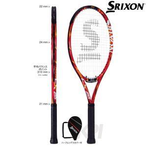 テニスラケット ジュニア スリクソン  REVO CX 255 レヴォ CX 255 SR21508 「ガット張り上げ済」 kpi