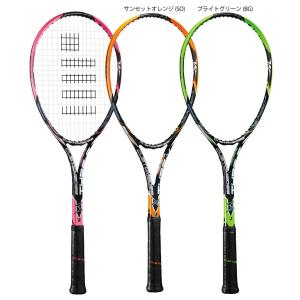 GOSEN ゴーセン 「CUSTOMEDGE TYPE-S カスタムエッジ タイプS フレームのみ SRCETS」ソフトテニスラケット|kpi