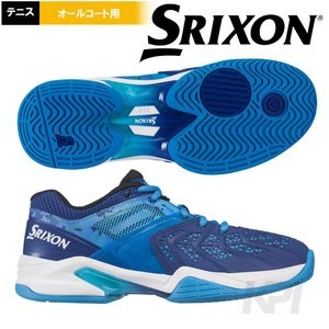 SRIXON スリクソン 「PROSPIDER αGRIP 2  プロスパイダー・アルファ・グリップ2 LADIES SRS-370L」オールコート用テニスシューズ|kpi