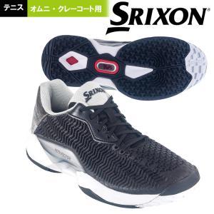 スリクソン SRIXON テニスシューズ メンズ ACTIVECTOR OMNI&CLY  アクティベクター  オムニ・クレーコート用 SRS1013-BS|kpi