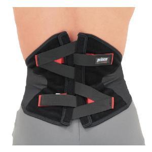 プリンス Prince  「ハイパフォーマンスプレミアム バックインパクトZERO 腰用サポーター SU708」|kpi