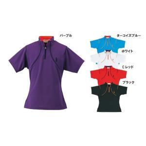 ゴーセン GOSEN テニスウェア レディースゲームシャツT1205|kpi