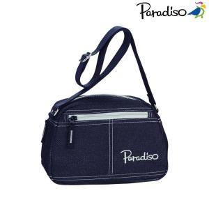 パラディーゾ PARADISO テニスバッグ・ケース  18AWデニムショルダーポーチ TAA874|kpi