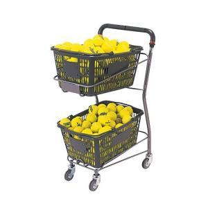 ダンロップ DUNLOP テニス TC-026 ボールカゴ|kpi