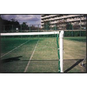 [送料お見積り]DUNLOP ダンロップ 「TC-120」硬式テニスネット kpi