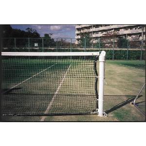 [送料お見積り]DUNLOP ダンロップ 「TC-130」硬式テニスネット kpi