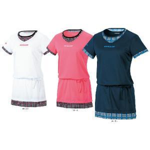 ダンロップ DUNLOP テニスウェア LADIES' レディースチュニック TDP-1424W|kpi