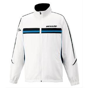ダンロップ DUNLOP テニスウェア Unisex ライトジャケット TDW-4300|kpi