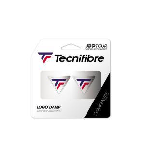 テクニファイバー Tecnifibre テニス振動止め  LOGO DAMP TFA043 11月上旬入荷予定※予約|kpi