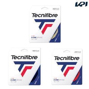テクニファイバー Tecnifibre テニスガット・ストリング  X-ONE BIPHASE 単張 1.30mm TFG202 [ポスト投函便対応]|kpi