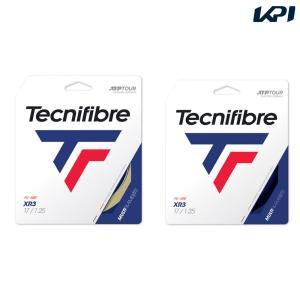 テクニファイバー Tecnifibre テニスガット・ストリング  XR3 単張 1.25mm TFG215 [ポスト投函便対応]|kpi