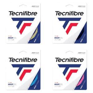 テクニファイバー Tecnifibre テニスガット・ストリング  MULTIFEEL  マルチフィール  1.25mm TFG220 [ポスト投函便対応]|kpi