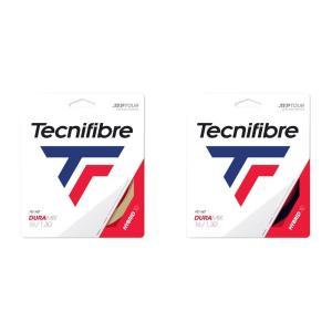 テクニファイバー Tecnifibre テニスガット・ストリング  DURAMIX  デュラミックス  1.30mm TFG301 [ポスト投函便対応]|kpi