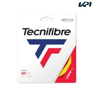 テクニファイバー Tecnifibre テニスガット・ストリング  HDMX 単張 1.25mm YELLOW TFG305 [ポスト投函便対応]|kpi