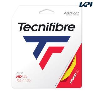 テクニファイバー Tecnifibre テニスガット・ストリング  HDMX 単張 1.35mm YELLOW TFG307 [ポスト投函便対応]|kpi