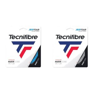 テクニファイバー Tecnifibre テニスガット・ストリング  RAZOR CODE  レーザーコード  1.20mm TFG400 [ポスト投函便対応]|kpi