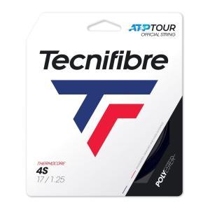 テクニファイバー Tecnifibre テニスガット・ストリング  4S 1.25mm TFG406 [ポスト投函便対応]|kpi
