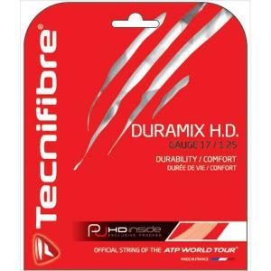 Tecnifibre テクニファイバー 「DURAMIX HD デュラミックスHD  TFG700」硬式テニスストリング ガット [ポスト投函便対応]|kpi