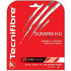 Tecnifibre テクニファイバー 「DURAMIX HD デュラミックスHD  TFG701」硬式テニスストリング ガット [ポスト投函便対応]|kpi