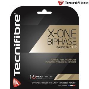 テクニファイバー Tecnifibre テニスガット・ストリング  X-ONE BIPHASE 1.34 TFG903[ポスト投函便対応]|kpi