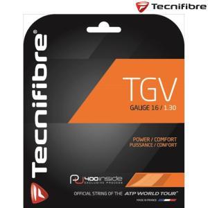 テクニファイバー Tecnifibre テニスガット・ストリング  TGV 1.35 TFG908[ポスト投函便対応]|kpi