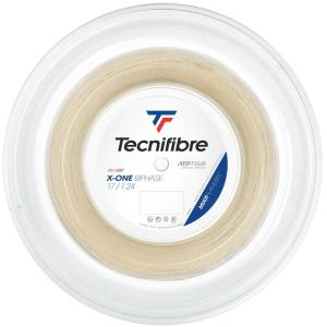 テクニファイバー Tecnifibre テニスガット・ストリング  X-ONE BIPHASE  エックスワンバイフェイズ  1.24mm  200mロール TFR201|kpi