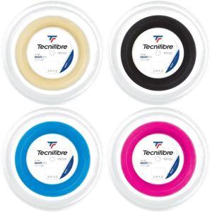 テクニファイバー Tecnifibre テニスガット・ストリング  MULTIFEEL  マルチフィール  1.25mm  200mロール TFR220|kpi