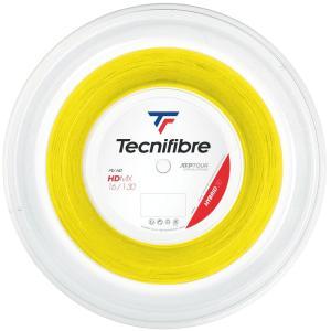 テクニファイバー Tecnifibre テニスガット・ストリング  HDMX 1.30mm 200mロール YELLOW TFR306|kpi