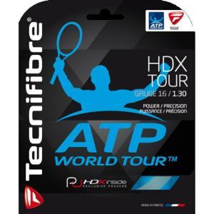 Tecnifibre テクニファイバー 「HDX TOUR 20張入 エイチBOX 20張入ボックス 」硬式テニスストリング ガット|kpi