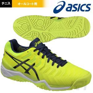 アシックス asics テニスシューズ メンズ GEL-RESOLUTION 7 ゲルレゾリューション7 TLL784-0749 オールコート用|kpi