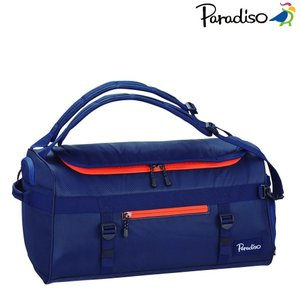 パラディーゾ PARADISO テニスバッグ・ケース  アクティブネイビースポーツバッグ TRA805 kpi