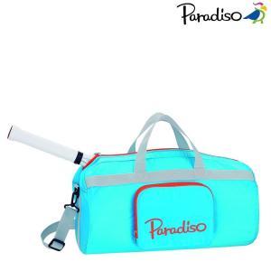 パラディーゾ PARADISO テニスバッグ・ケース  18ポケッタブル ロール TRA851|kpi