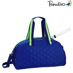 パラディーゾ PARADISO テニスバッグ・ケース  18AWキルトスポーツバッグ TRA861|kpi