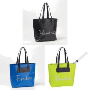 パラディーゾ PARADISO テニスバッグ・ケース  防水 トートバッグM TRA901|kpi