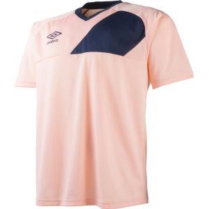 UMBRO アンブロ ディヴィジョンセカンダリーシャツ UBS7640 サッカーTシャツ|kpi