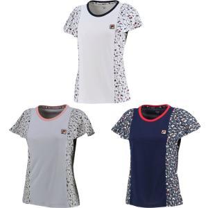 フィラ FILA テニスウェア レディース ゲームシャツ VL2095 2020SS [ポスト投函便対応]