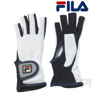 「2016新製品」FILA(フィラ)「レディース グローブ VL9072」テニステブクロ「2016SS」|kpi