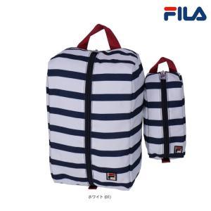 フィラ FILA テニスバッグ・ケース  シューズケース VM9702 kpi