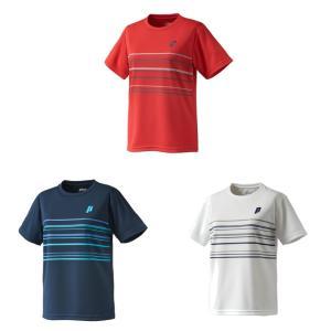 プリンス Prince テニスウェア ジュニア ゲームシャツ WJ103 2019SS[ポスト投函便対応]|kpi