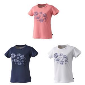 プリンス Prince テニスウェア ジュニア ガールズゲームシャツ WJ105G 2019SS[ポスト投函便対応]|kpi
