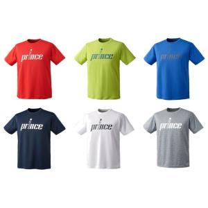 プリンス Prince テニスウェア ジュニア Tシャツ WJ108 2019FW|kpi