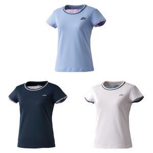 プリンス Prince テニスウェア ジュニア ガールズゲームシャツ WJ110G 2019FW[ポスト投函便対応]|kpi