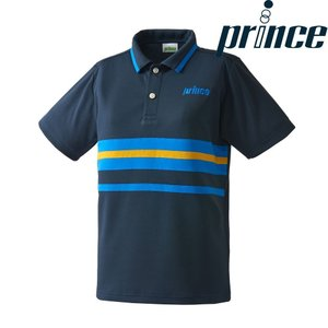 プリンス Prince テニスウェア ジュニア ジュニアゲームシャツ WJ198 2018FW[ポスト投函便対応]|kpi