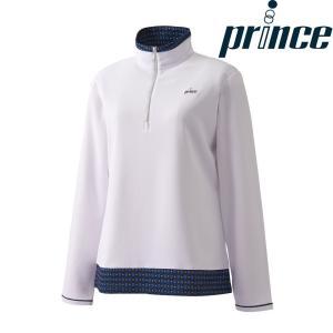 プリンス Prince テニスウェア レディース ロングスリーブシャツ WL8154 2018FW[ポスト投函便対応] kpi
