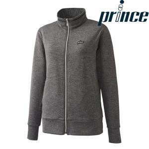 プリンス Prince テニスウェア レディース ジャケット WL8157 2018FW kpi